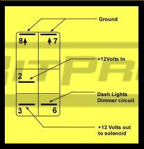 [TVPR_3874]  ARB Style Blue LED Rocker Switch - Many Sayings! | Arb Rocker Switch Wiring Diagram |  | HID Kit Pros