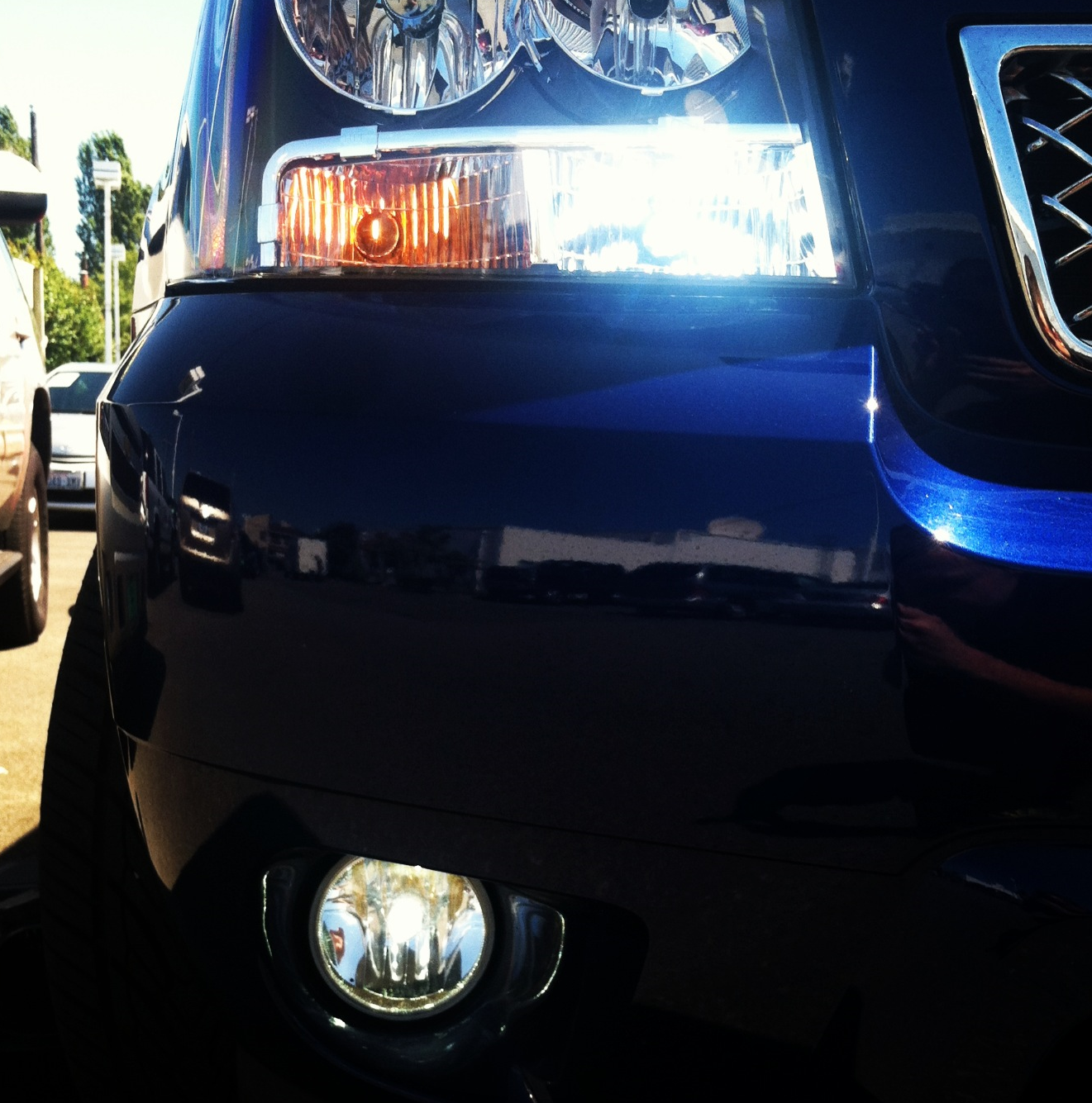 LumaWerx™ 4114K GM High Power LED Running Light Bulb - LW30 CREE | HID Kit  Pros