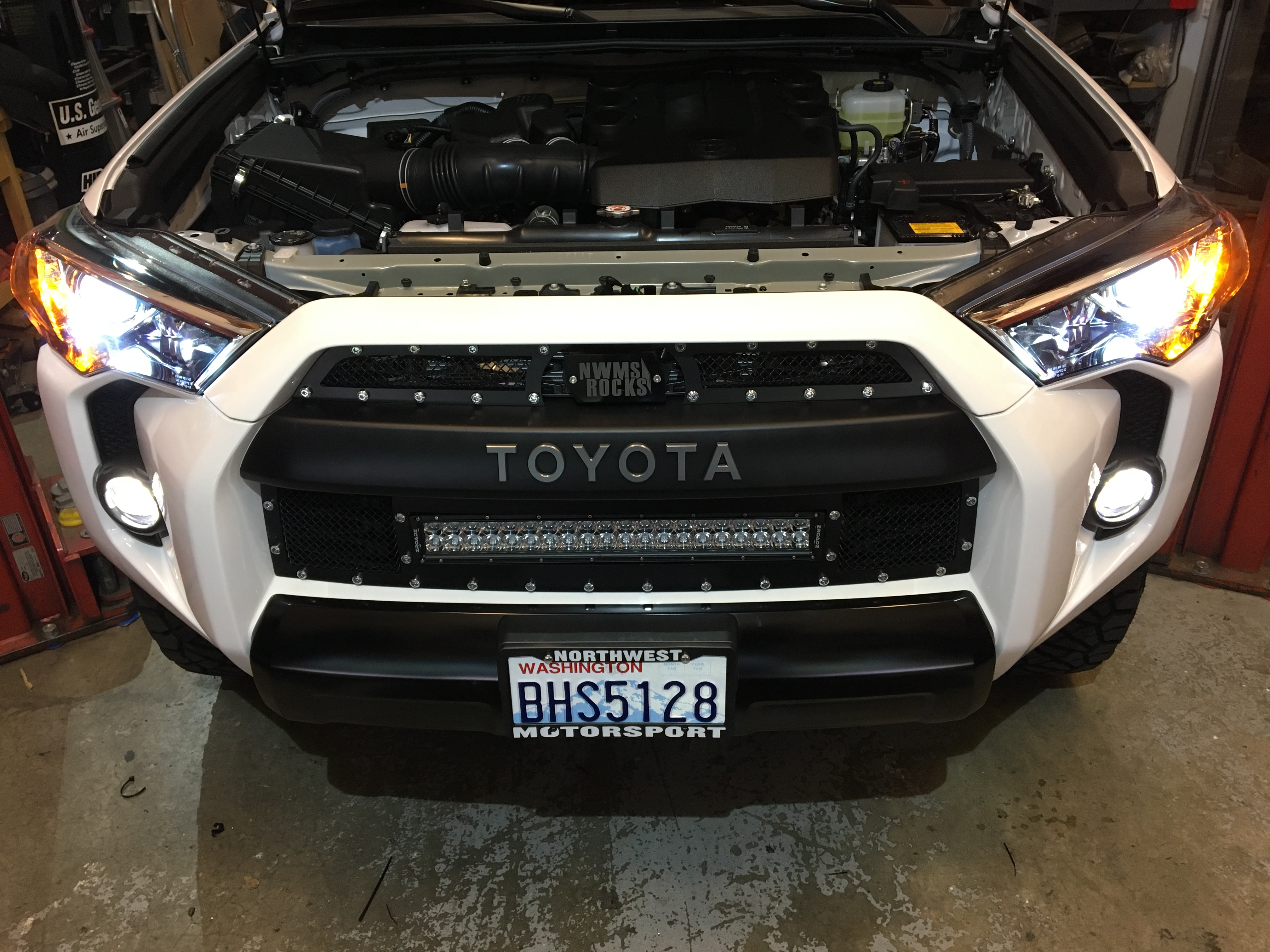 Toyota Oval Morimoto Xb Led Fogs Hid Kit Pros Wiring Diagram For Lows Highs And Backup Lights Just