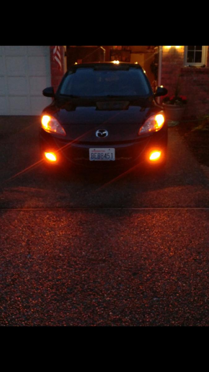 LumaWerxTM 9006 LED Fog Light