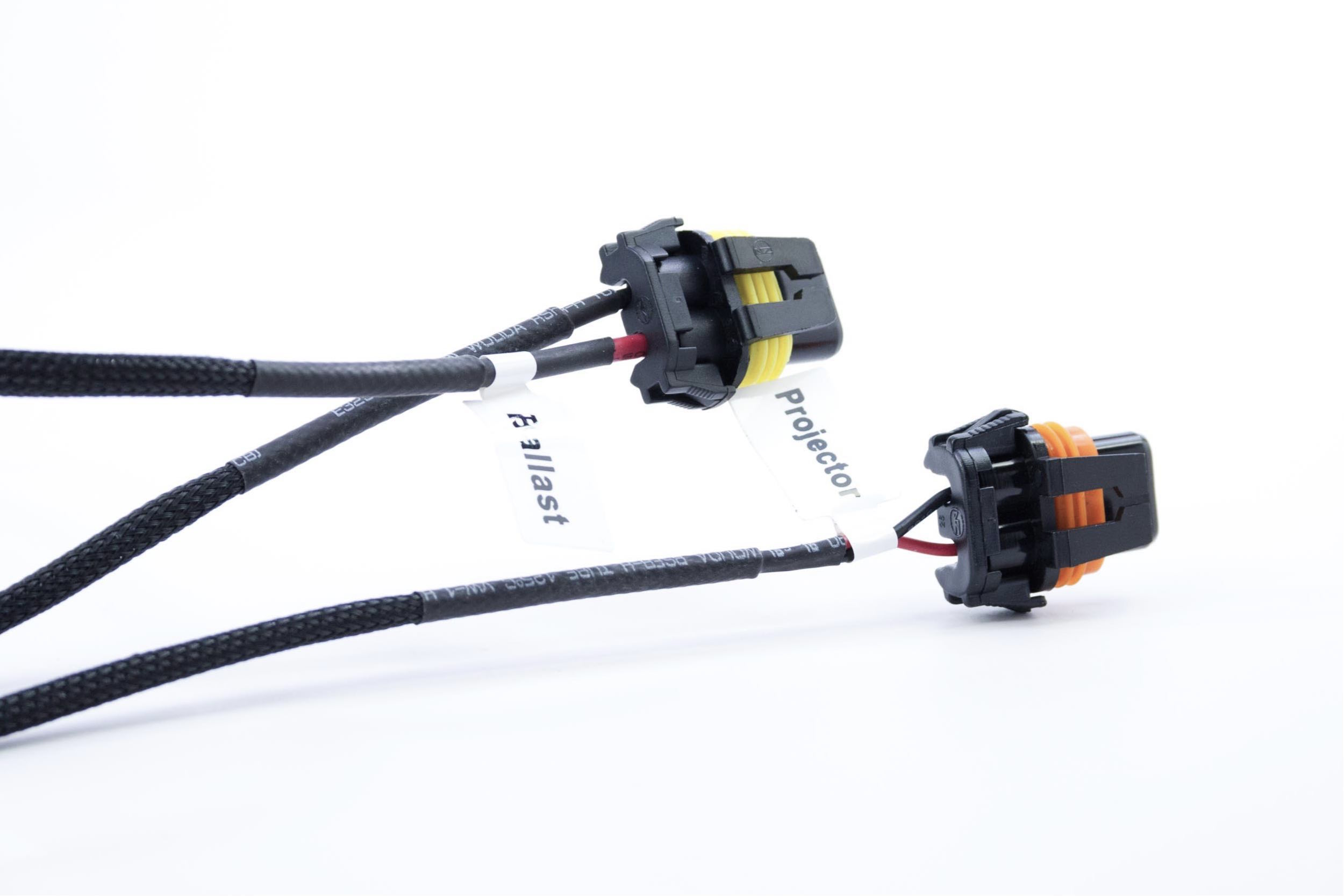 Morimoto Mopar Spec: H13/9008 Bi-Xenon HID Harness   HID Kit Pros on