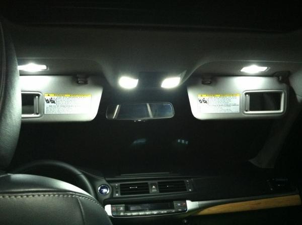 2013 2019 Subaru BRZ | LED Interior Lighting Package