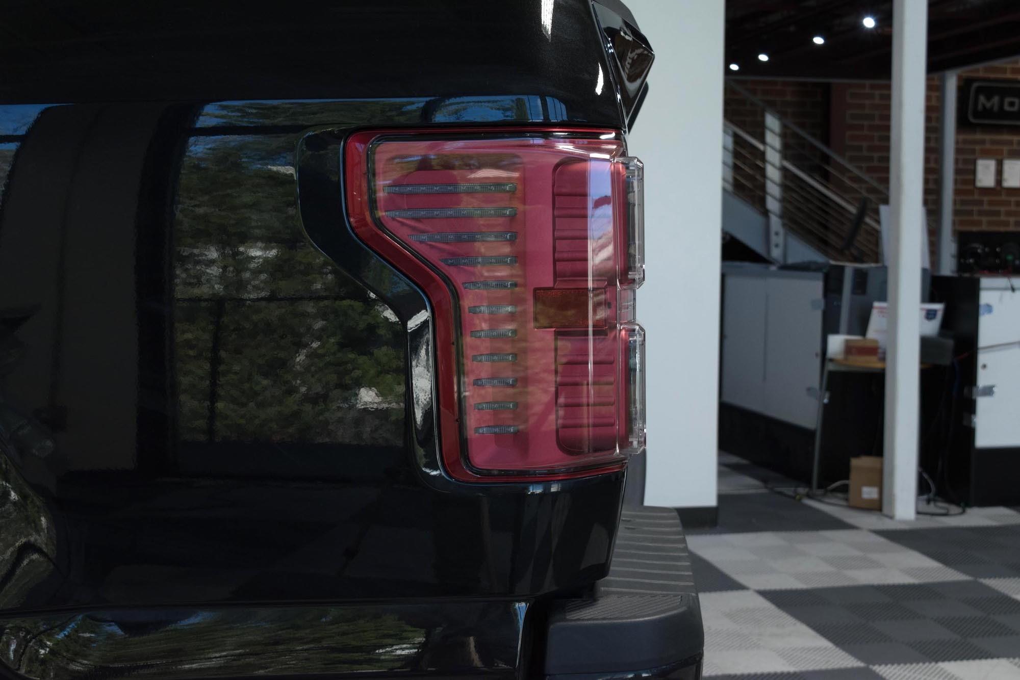2015 2018 Ford F 150 Morimoto Xb Led Taillights Hid Kit Pros