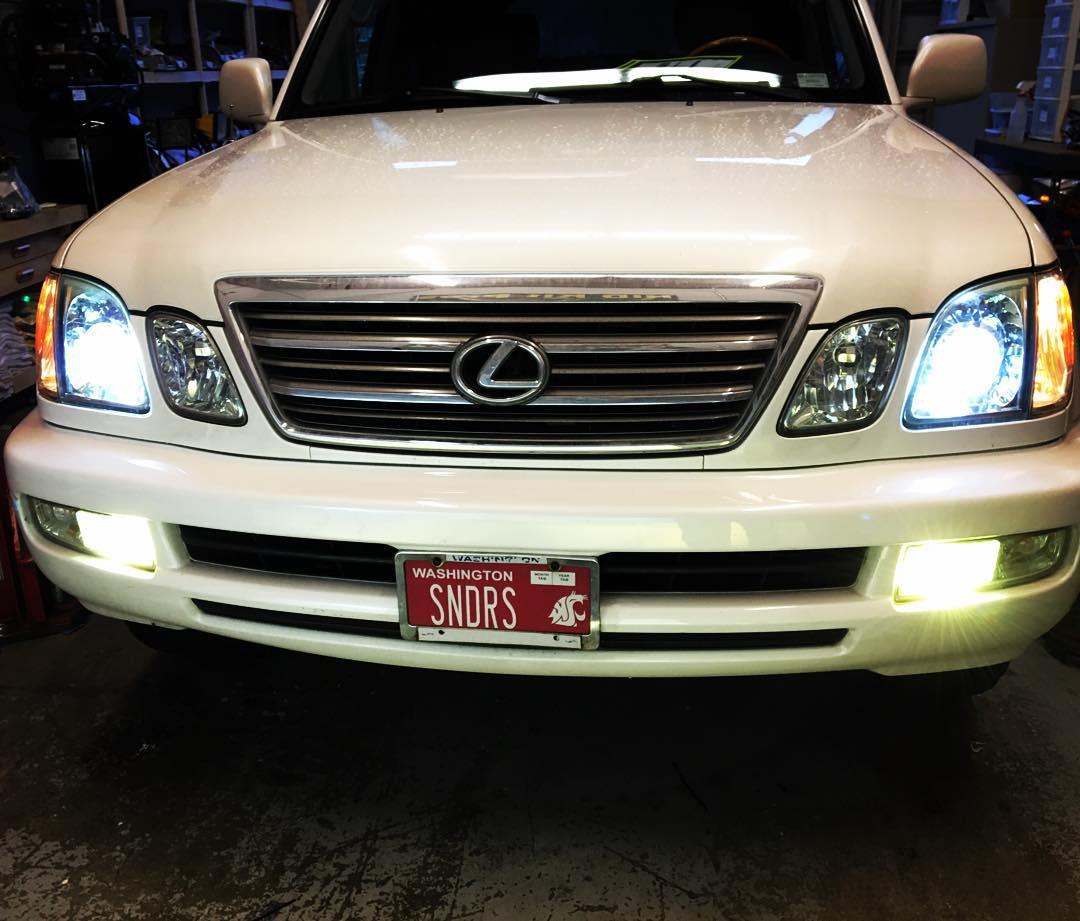 [SCHEMATICS_4FD]  1999-2007 Lexus LX470 | HYLUX Low Beam HID Conversion Kit | Lexus Lx470 Headlight Wiring Harness |  | HID Kit Pros