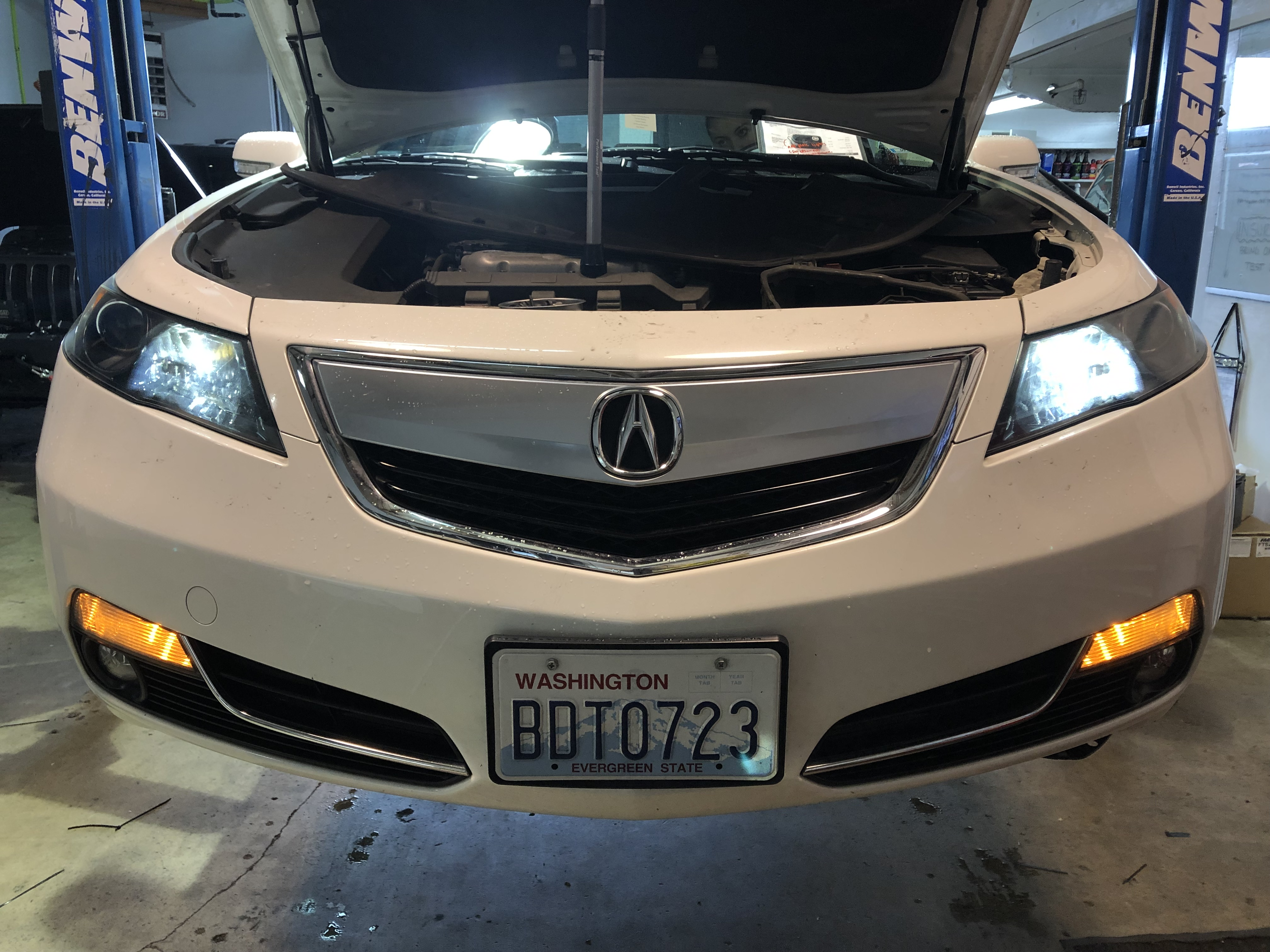 2009 2017 Acura Tl